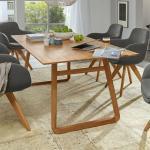 Musterring Esstisch mit Auszug Tavia 4063-79 200/300x100cm Holz Braun