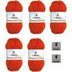 MyBoshi No. 1 Neonorange 181 5 Set
