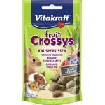 Nagersnack, Vitakraft Fruit Crossys Meerschweinchen 45 g