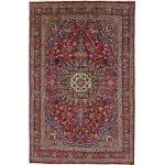 Nain Trading Orientteppich »Perserteppich Mashhad 309x198 Handgeknüpft«, Höhe 1.2 mm