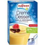 natreen Creme Dessert Vanille ohne Kochen • 30% weniger Kalorien, 14er Pack (14 x 35g)