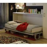 Nehl 2weiRaum-Wunder 4480 Raumsparbett incl. Sc...