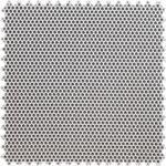 Netzgewebe Möbelstoff 3D Air Mesh Weiß
