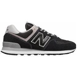 New Balance Sneaker ML 574 schwarz Halbschuhe Frühlingsschuhe Unisex