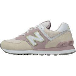 New Balance »WL 574« Sneaker, rosa, rosa