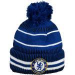 New Era FC Chelsea Jake Cuff Knit Bobble Beanie