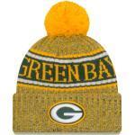New Era Fleecemütze »NFL Sideline Reverse Green Bay Packers«, bunt