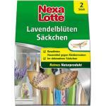 NexaLotte Lavendelblüten Säckchen - 2 Stück