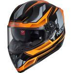 Orange NEXO Helme Herrenintegralhelme