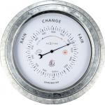Nextime Barometer 4303GA Orchid Ø22cm aus verzinktem Metall (GLO715150339)