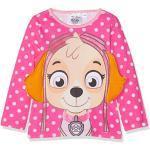 Langärmelige Nickelodeon PAW Patrol Skye Longsleeves für Kinder & Kinderlangarmshirts für Mädchen