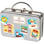 Niederegger Reisekoffer Polaroid mit 16 Klassikern 200g
