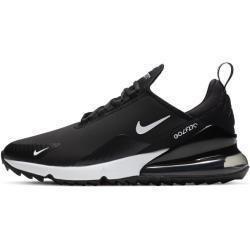Schwarze Nike Air Max 270 Herrenschuhe Atmungsaktiv