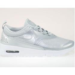 Graue Nike Air Max Thea SE Kinderschuhe
