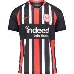 "Nike Herren Fußballtrikot ""Eintracht Frankfurt 2019/20 Stadium Home"" - Replica, schwarz, Gr. S"