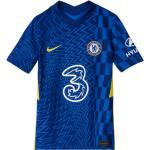"""Nike Herren Trikot """"Chelsea FC Stadium Home"""", blau / gelb, Gr. 128-137"""