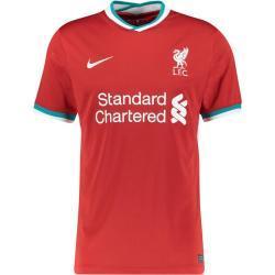 Nike Herren Trikot England Liverpool FC Heim, rot/weiss, Gr. S