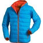 Blaue NordCap Mode Mini Winterjacken gepolstert für Herren