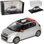 Silberne Norev Citroën C1 Spiele & Spielzeug