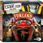 Noris Erweiterung Escape Room: Funland - ab 16 Jahren   Größe onesize