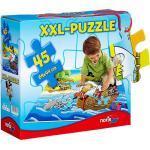 Noris XXL Bodenpuzzle Riesenpuzzle - Piraten 45 tlg. 606034960