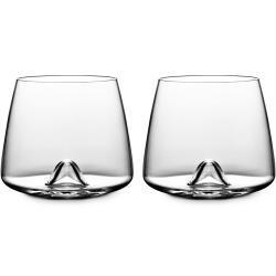 Normann Copenhagen Whisky Glas 2er Set