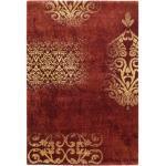 Novel VINTAGE-TEPPICH 80/150 cm Orange, Graphik, 80 cm