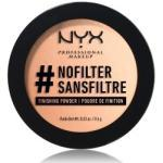 NYX Professional Makeup #NoFilter Finishing Powder Fixierpuder 9.6 g Nr. 02 - Porcelain