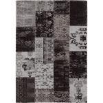 OCI DIE TEPPICHMARKE Teppich »Alanis Allover«, rechteckig, Höhe 5 mm, Flachgewebe, Wohnzimmer, grau, grau