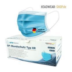 OFM Medical OP-Mundschutz Typ IIR 50 St�ck