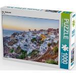 Oia - Santorini Foto-Puzzle Bild von TomKli Puzzle