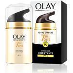 Olay TOTAL EFFECTS anti-edad hidratante SPF15 50 ml