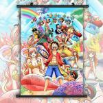 One Piece Luffy Anime Manga Wallscroll Poster Kunstdrucke Bider Drucke