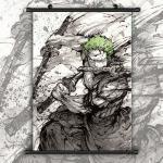 One Piece Reiju Manga Wallscroll Poster Kunstdrucke Bider Drucke