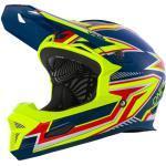 O'Neal FURY Helmet RAPID MTB Fullface, Größe: XL, Farbe: silver/red