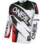 ONeal Hardwear S17 Flow Jag, Trikot S Weiß/Rot