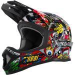O'Neal Kids Downhill MTB-Helm Sonus Mehrfarbig M