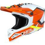 O'Neal Kinder Fullfacehelm 8SRS Blizzard Youth, Orange, S