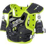 O'Neal PXR Stone Shield Brustprotektor grau