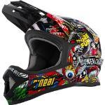 O'Neal SONUS Youth CRANK multi Fullface-Helm, Größe: M, Farbe: multi