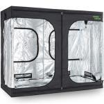OneConcept Eden Grow XL Growbox Growzelt Homegrow Indoor 240x120x200cm