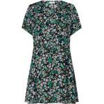 ONLY CARMAKOMA PLUS SIZE Blusenkleid mit floralem Muster Modell 'Caranemony'