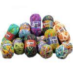 Opal Mini-Knäuel 1 Pack á 28 Stück - Sockenwolle für Babys