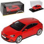 Rote Motorart Opel Astra Spiele & Spielzeuge