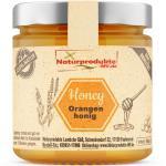 Orangenhonig flüssig (500g) Orangen Honig Orangenblütenhonig