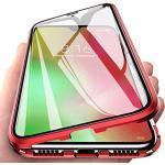Rote Samsung Galaxy Cases Art: Slim Cases mit Schutzfolie