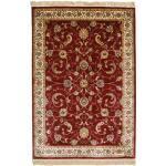 Orientalischer Teppich Sarina 140X200 Rot/Hellbraun