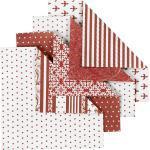 Origamipapier Sortiment 10 x10cm Copenhagen, 1 Pack