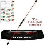Original Flexi-Bar Standard (Rot) 30er Trainer-Paket