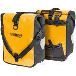 Ortlieb SPORT-ROLLER CLASSIC, sunyellow-black, (Paar) Taschenfarbe - Gelb, Taschenvariante - Gepäckträgertaschen,